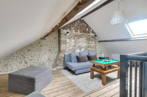 Luckey Homes - Rue Victor Hugo : Guest accommodation near Deauville