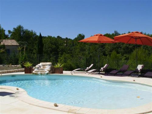 Chambres d'hotes des huppes : Bed and Breakfast near Poulx