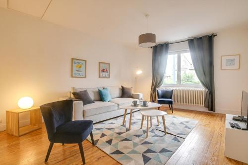 Luckey Homes - Rue de Bayeux : Apartment near Fleury-sur-Orne