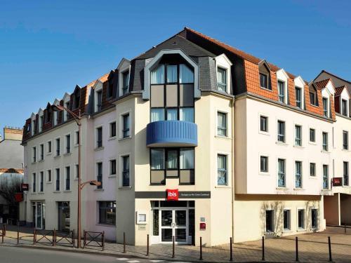 ibis Boulogne sur Mer Centre Cathédrale : Hotel near Boulogne-sur-Mer
