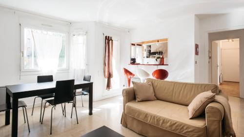 Luckey Homes - Rue Louis Blanc : Apartment near Lyon 6e Arrondissement