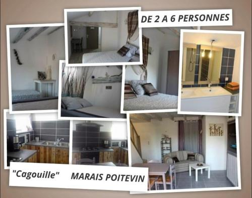 Contre Vents et Marais : Guest accommodation near Liez