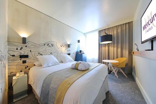 Mercure Grenoble Centre Alpotel : Hotel near Grenoble