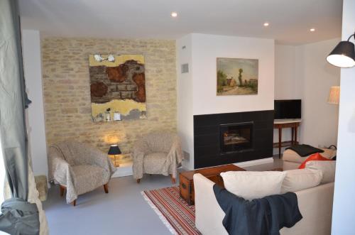 Ô LOFT : Guest accommodation near Creully