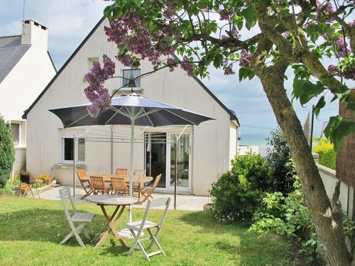 Ferienhaus Saint Laurent-de-la-Mer 302S : Guest accommodation near Saint-Brieuc