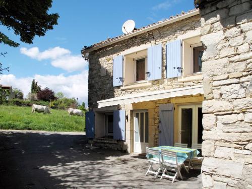 Ferienhaus Limans 100S : Guest accommodation near Saint-Étienne-les-Orgues
