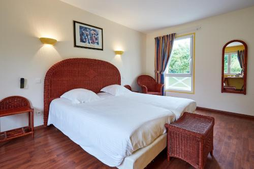 Domaine de L'Hostreiere : Hotel near Bricqueville