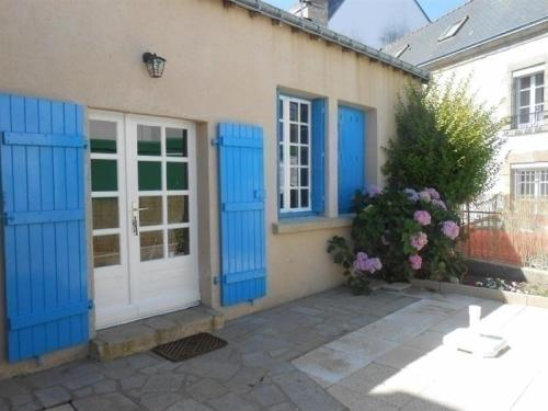 House A 2 pas du port - maison 4 personnes : Guest accommodation near Merlevenez