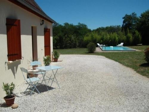 House Rocamadour - 4 pers, 94 m2, 3/2 : Guest accommodation near Miers
