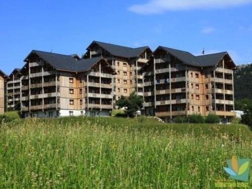 Apartment Les chalets de superd heliantheme : Apartment near Saint-Étienne-en-Dévoluy
