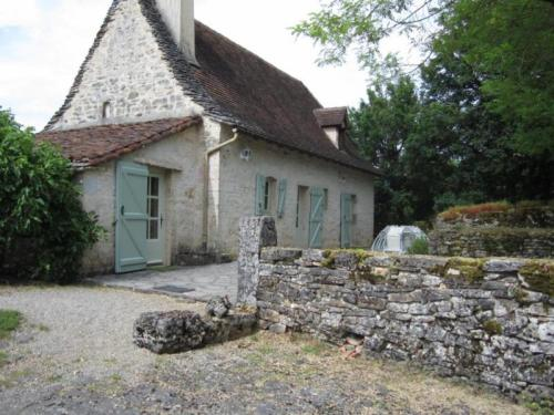 House Corn - 6 pers, 84 m2, 4/3 1 : Guest accommodation near Le Bouyssou