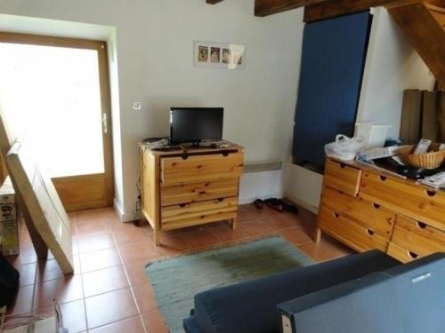 House Au refuge du criquet : Guest accommodation near Saint-Germain-du-Bel-Air
