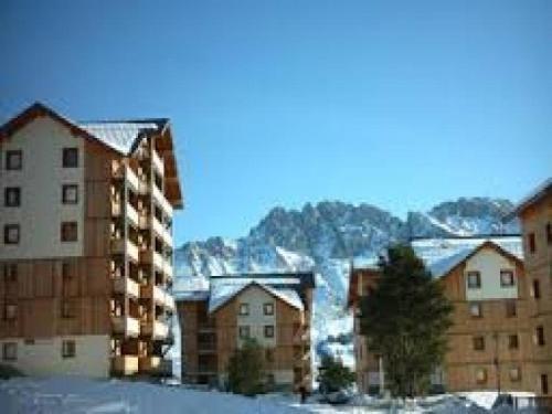 Apartment Les chalets de superd chardon bleu : Apartment near Le Glaizil
