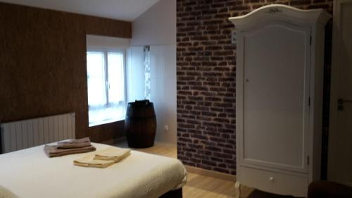 Chambre d'Hotes de la Loge : Bed and Breakfast near Brugny-Vaudancourt
