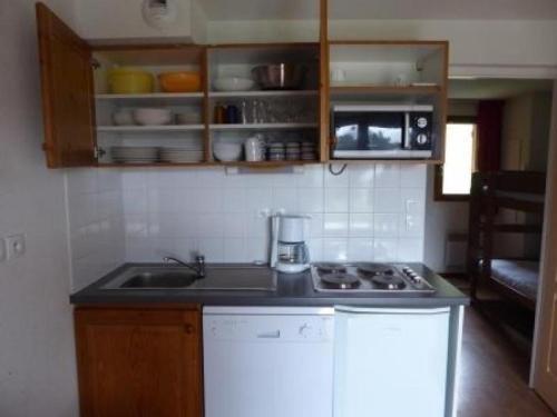 Apartment La crete du berger chalets : Apartment near Saint-Disdier