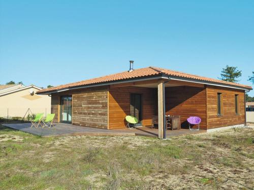 Ferienhaus Montalivet 155S : Guest accommodation near Vendays-Montalivet
