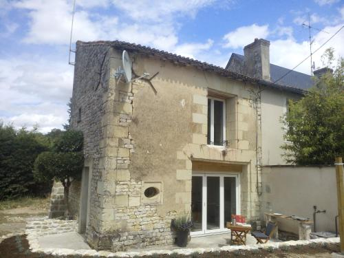 La Maison Tumtum Arbre : Guest accommodation near Saint-Léger-de-Montbrun
