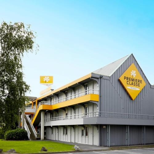 Premiere Classe Lyon Ouest - Tassin : Hotel near Champagne-au-Mont-d'Or