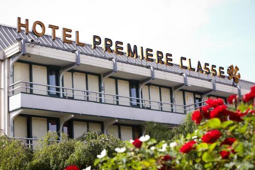Première Classe Montluçon Saint Victor : Hotel near Vallon-en-Sully