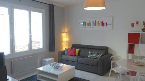 L'Appart Côté Jardin : Apartment near La Rochelle