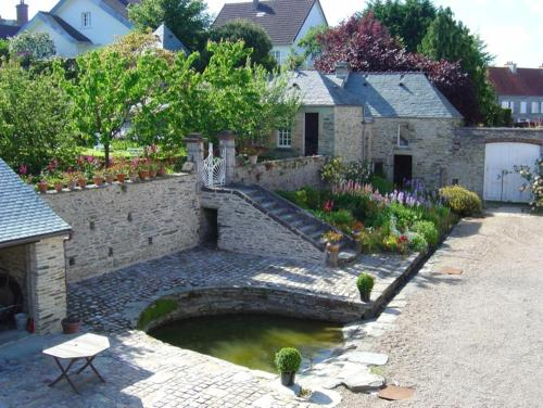 Maison Duchevreuil : Guest accommodation near Siouville-Hague
