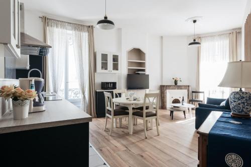 DIFY Joli - Place des Brotteaux : Apartment near Lyon 6e Arrondissement