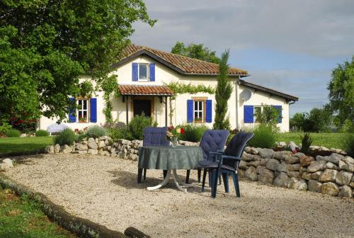 Ferienwohnung Au Pajot : Guest accommodation near Marignac-Lasclares