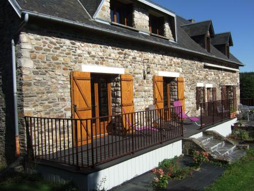 Gite du Tilleul : Guest accommodation near Berjou