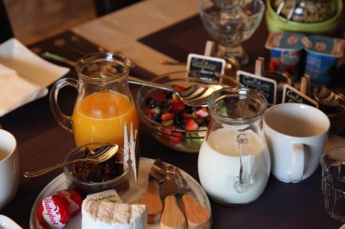 B&B La Courege : Bed and Breakfast near Lolme