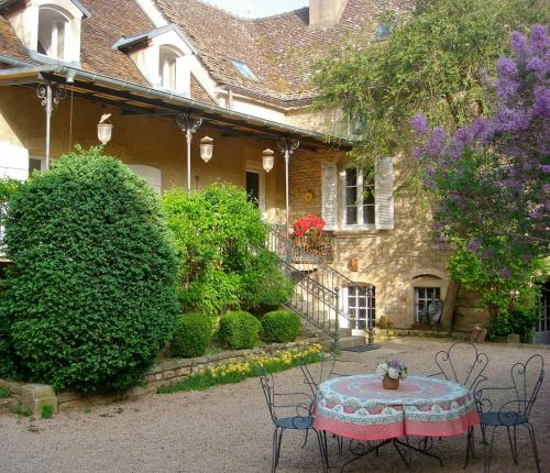 L'Atelier du Relais : Bed and Breakfast near Saint-Gengoux-le-National