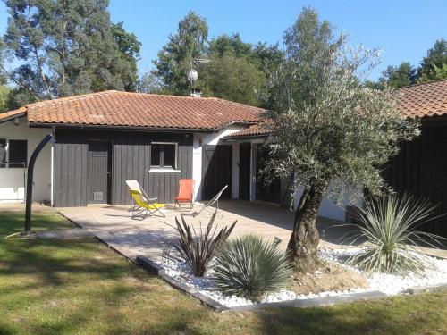La Pradera : Guest accommodation near Messanges