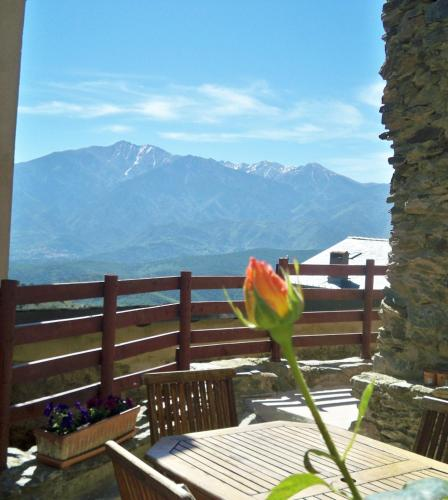 Gite Canigou : Guest accommodation near Olette