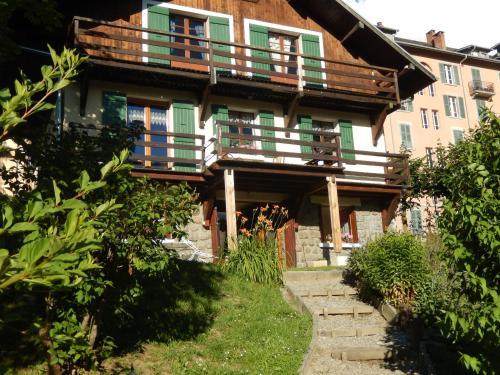 Les Clarines : Apartment near Passy