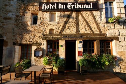 Hôtel Du Tribunal : Hotel near La Fresnaye-sur-Chédouet