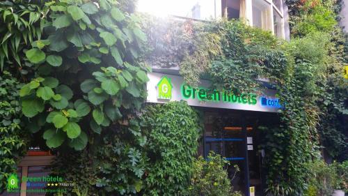 Green hotels Confort Paris 13 : Hotel near Ivry-sur-Seine