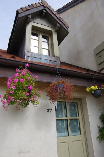 Le Saint Vernier : Guest accommodation near Bellevesvre