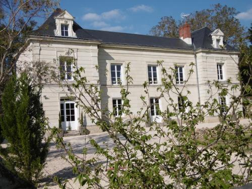 Le petit domaine des Aubuis : Apartment near Beaumont-en-Véron