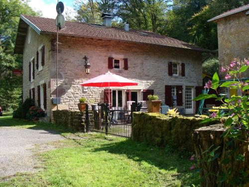 Pot d'écluse : Bed and Breakfast near Châtillon-sur-Saône