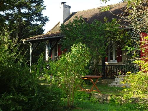 B&B Les Quatre Vents : Bed and Breakfast near Saint-Christophe-de-Double