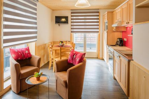 Dvacances Résidence les tavaillons : Apartment near Choux