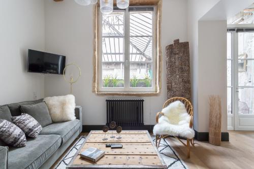 Mazzini : Apartment near Lyon 1er Arrondissement