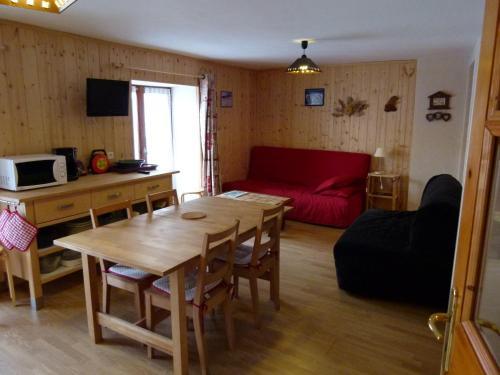 Les Marmottes du Paradis : Apartment near Cervières