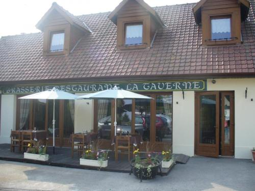 La Taverne : Bed and Breakfast near Campigneulles-les-Petites