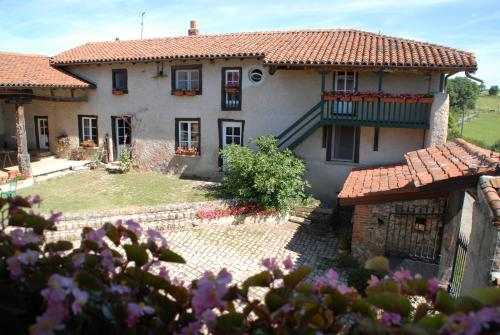 Chez Jacotte et Elia : Bed and Breakfast near Cuzieu