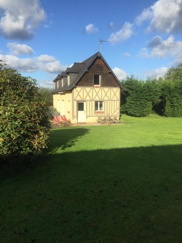 Gîtes à la campagne : Guest accommodation near Gonneville-sur-Honfleur