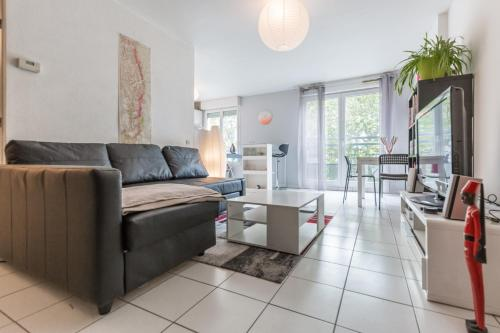 Charming Flat near Jean Jaurès : Apartment near Oullins