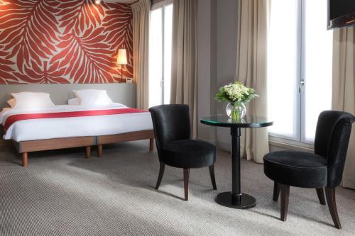 Gardette Park Hotel : Hotel near Paris 11e Arrondissement