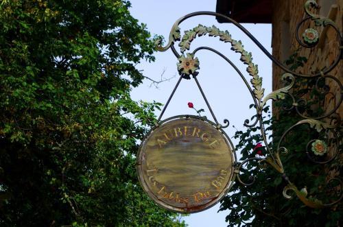 Auberge les Tables du Ban : Guest accommodation near Brindas