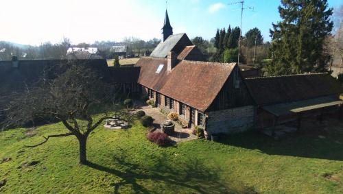Gîte de la Rosière : Guest accommodation near Formerie