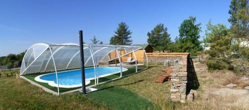 Le Refuge de la Petite Source : Guest accommodation near Laboule